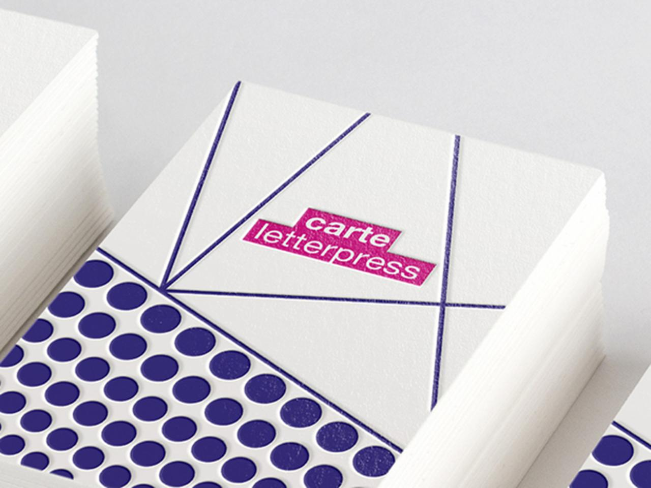 Carte Letter Press