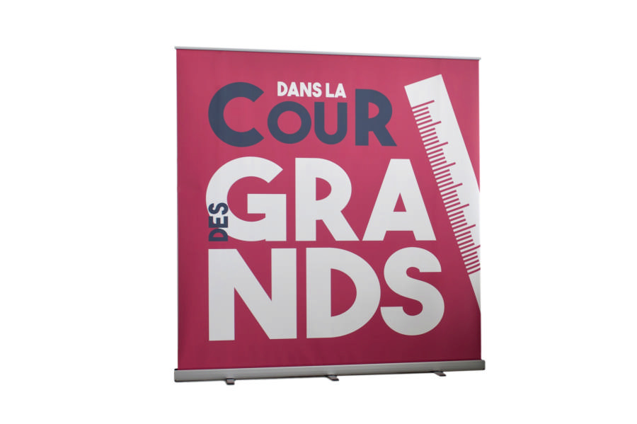 Roll'Up Grandes Tailles