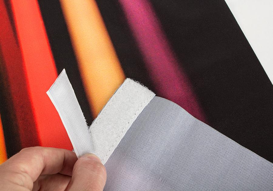 Velcro femelle Cousu sur Tissu